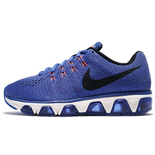 separation shoes ad76c 2097a Amazon.com  Nike AIR MAX TAILWIND 8 womens running-shoes 805942-408 5 -  RACER BLUE CHALK BLUE HYPER ORANGE BLACK  Sports   Outdoors