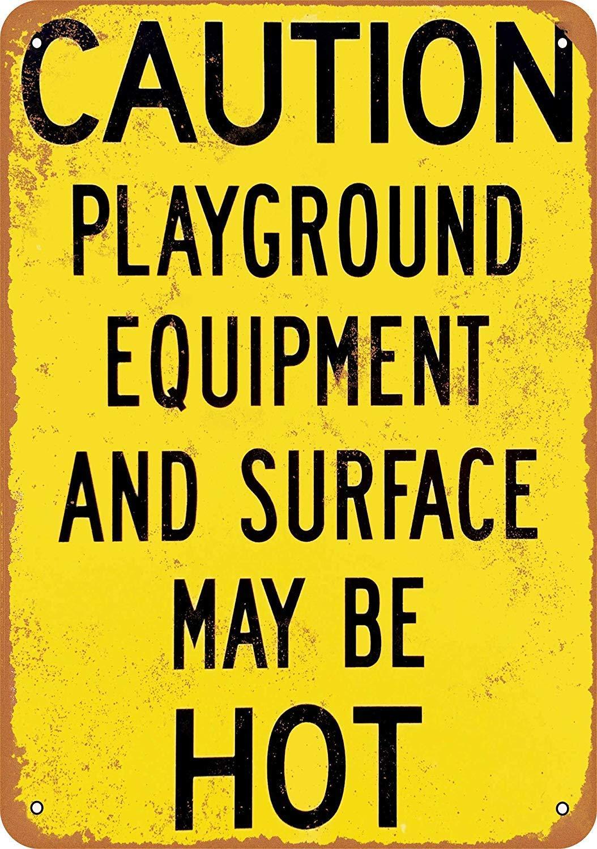 Kia Haop Caution Playground Equipment May Be Hot Metal ...