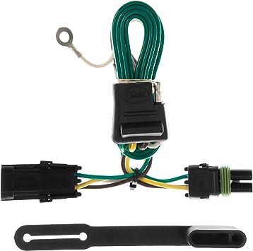 Amazon.com: CURT 55312 Vehicle-Side Custom 4-Pin Trailer Wiring Harness,  Select Chevrolet S10, GMC S15, C/K, Suburban, Syclone, Isuzu Hombre:  Automotive | Chevrolet Trailer Wiring Adapter |  | Amazon