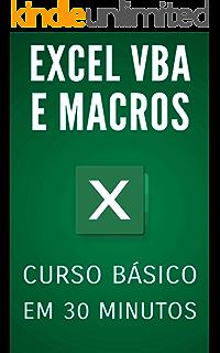 Curso Essencial de VBA (Portuguese Edition)