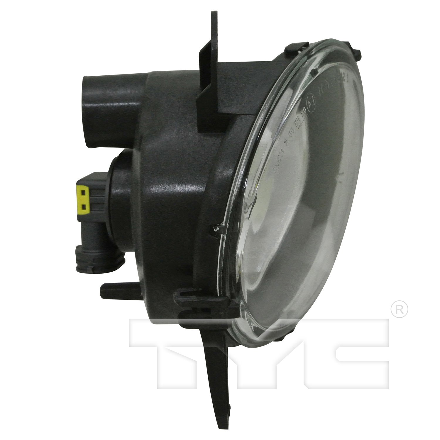 TYC 19-6015-00-1 Replacement Right Fog Lamp for BMW