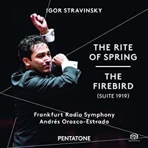 Rite Of Spring  Firebird