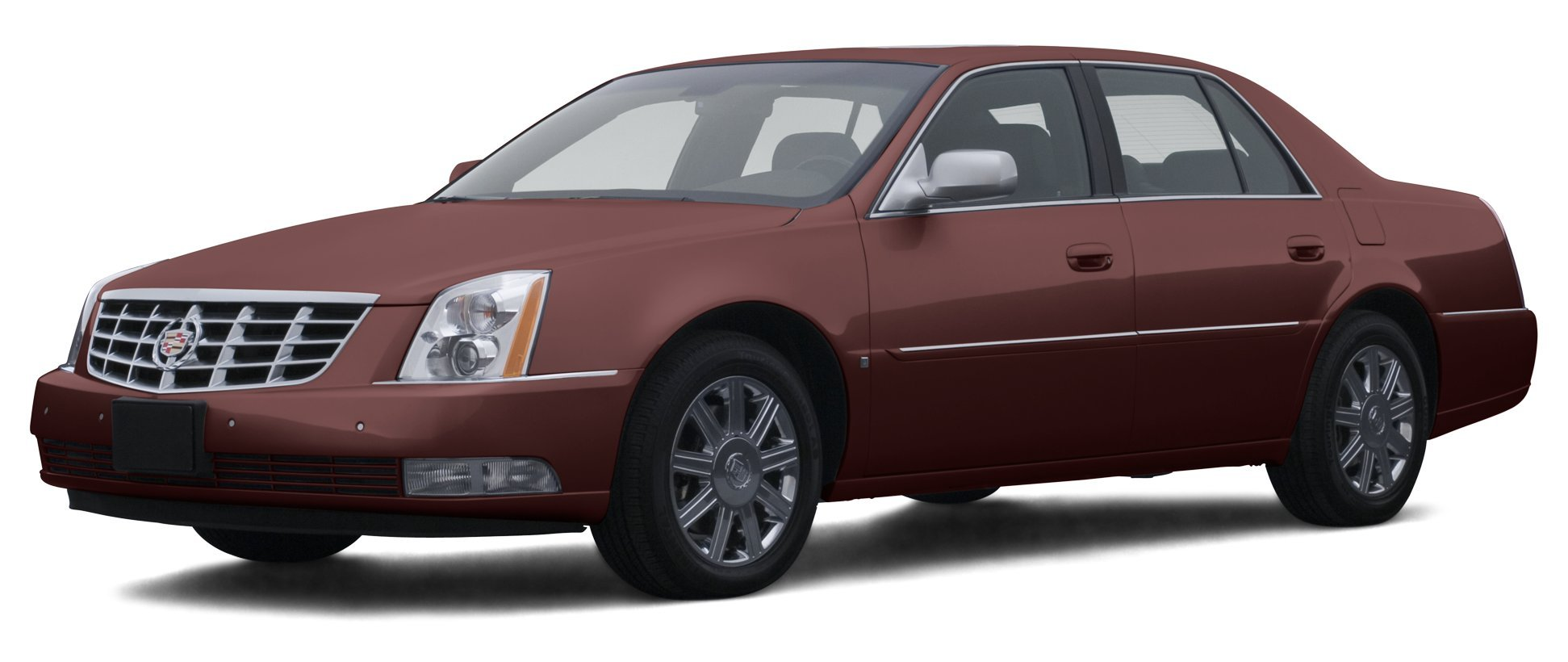 2007 Cadillac Dts Reviews Images And Specs Vehicles 1954 Sedan Deville Luxury I 4 Door