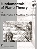 Fundamentals of Piano Theory, Level 5