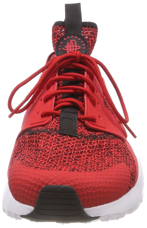 Nike Herren Air Huarache Run Ultra Se Gymnastikschuhe Mehrfarbig (University Red/Black-white 603)