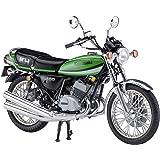 ハセガワ 1/12 バイクシリーズ カワサキ KH400-A7 プラモデル BK6