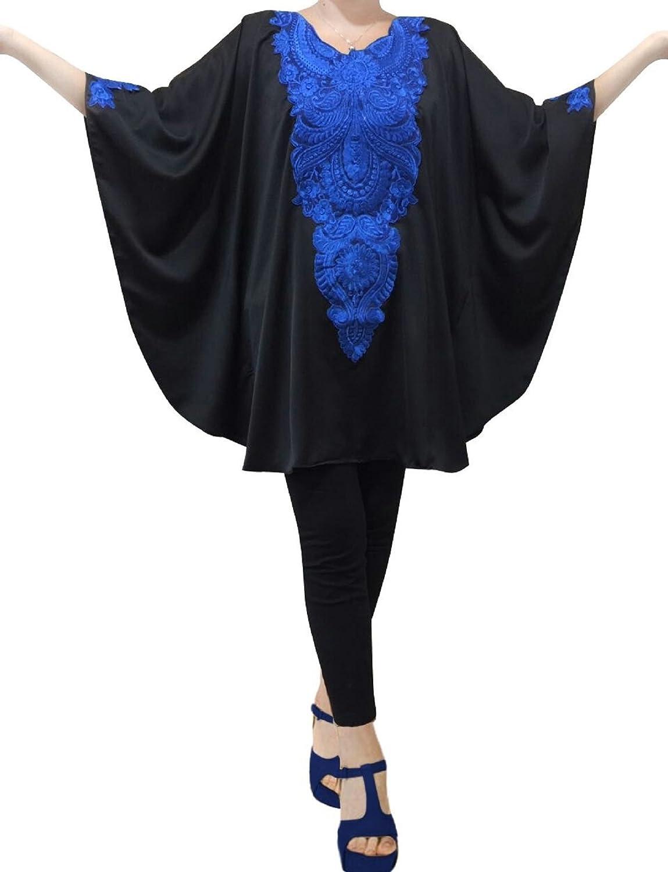 a474cc2400b Amazon.com: WUBU Tunic Top Indian Kurti Dress Shirt Bohemian Tops Batwing  Top Blouses Tunics: Clothing