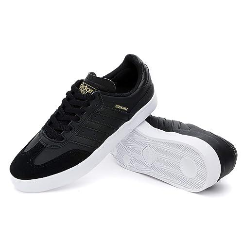 official photos c4f4e 91d51 adidas Busenitz Vulc RX, Zapatillas de Skateboard para Hombre, Negro  Cblack Ftwwht,