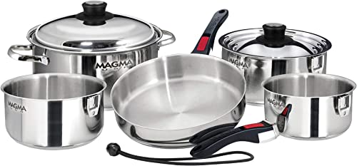 Magma-Products,-A10-360L-IND,-10-Piece-Gourmet-Nesting-Stainless-Steel-Cookware-Set