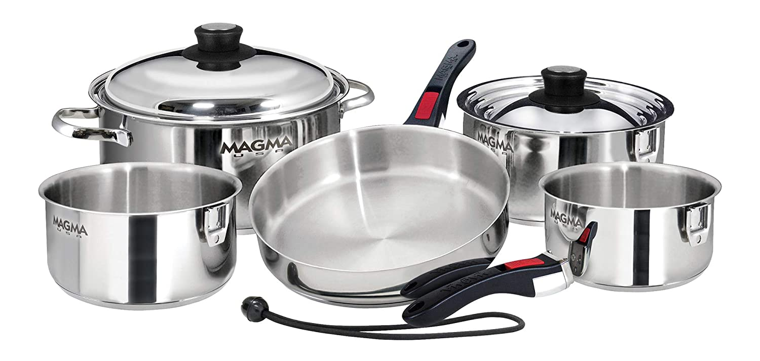 Top 5 Best Stainless Steel Cookware (2020 Reviews & Buying Guide) 4