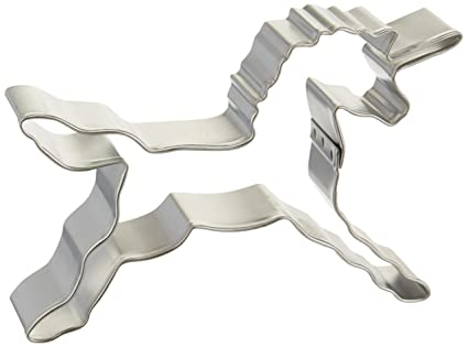 Amazon 45 Unicorn Cookie Cutter By Rm Pony Cookie Cutter