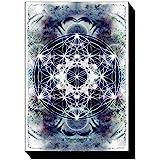 Yugioh Card Sleeves - White Magical Circle - 50ct