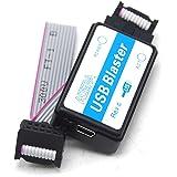 ALTERA USB Blaster ByteBlaster II CPLD FPGAダウンロードケーブルJTAG Chain Debugger