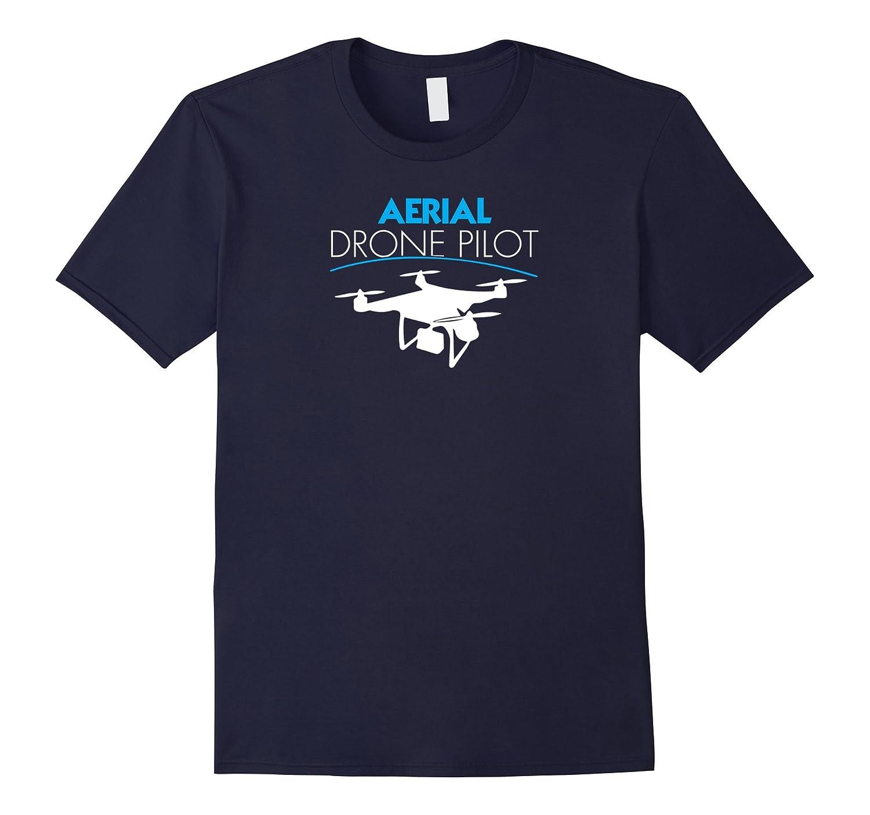 Aerial Drone Pilot Shirt  Cool Tech Geek T-Shirt Tee-BN
