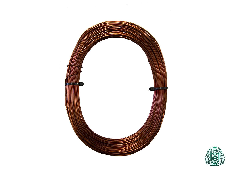 Fil de cuivre de 2 /à 100 m /Ø 0,7-2 mm Cu 99,9/% EN 13602//cu-etp1 13602