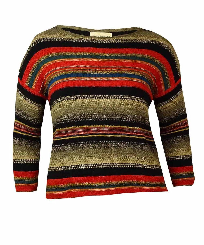 Denim & Supply Ralph Lauren Striped Boat-Neck Sweater