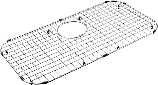 Serene Valley Sink Bottom Grid 26 X 14 Rear Drain With Corner Radius 3 1 2 Nd2614r Amazon Com