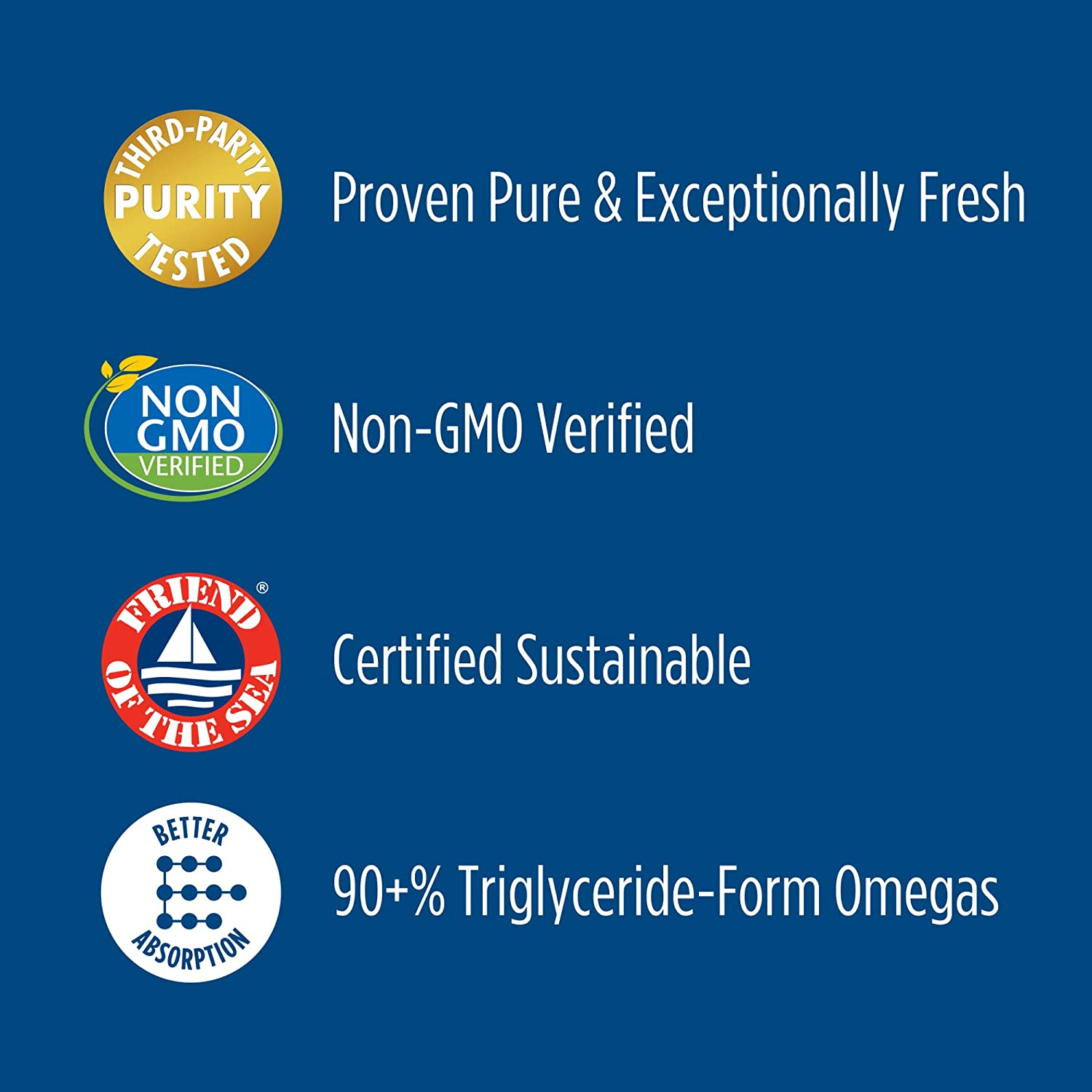 Nordic Naturals Ultimate Omega in Fish Gelatin, Lemon Flavor - 1280 mg Omega-3 - 60 Soft Gels - High-Potency Fish Oil Supplement - EPA & DHA - Promotes Brain & Heart Health - Non-GMO - 30 Servings