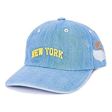 New York Knicks Bordado Gorra de Baloncesto Snapback Sombrero ...