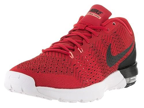 Nike - Zapatillas de caña Alta de Cuero Hombre, Color Blanco, Talla 46