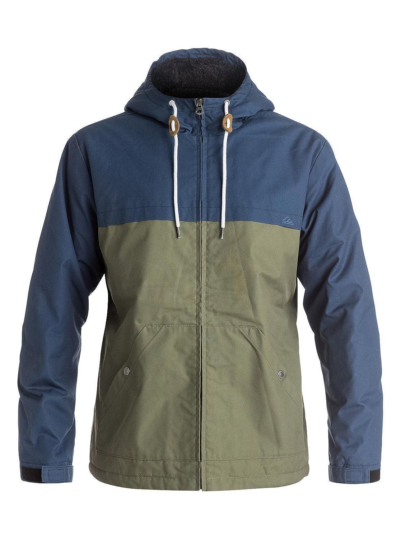 Quiksilver Wanna Block Jacket (Denim) EQYJK03258 **NEW** Size:XL