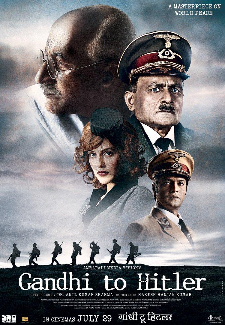 Amazon.com: Gandhi To Hitler (DVD) (2011): Movies & TV