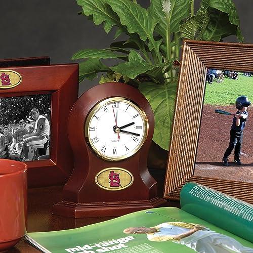 The Memory Company MLB Desk Clock