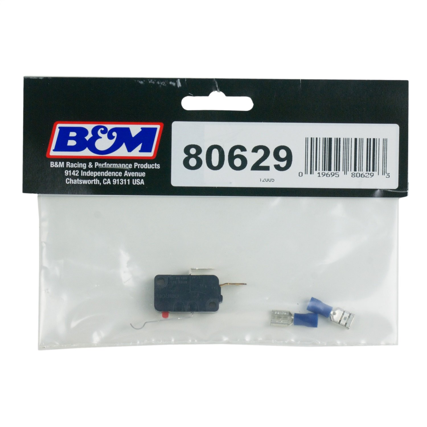 B&M 80629 Neutral/Reverse Micro Switch