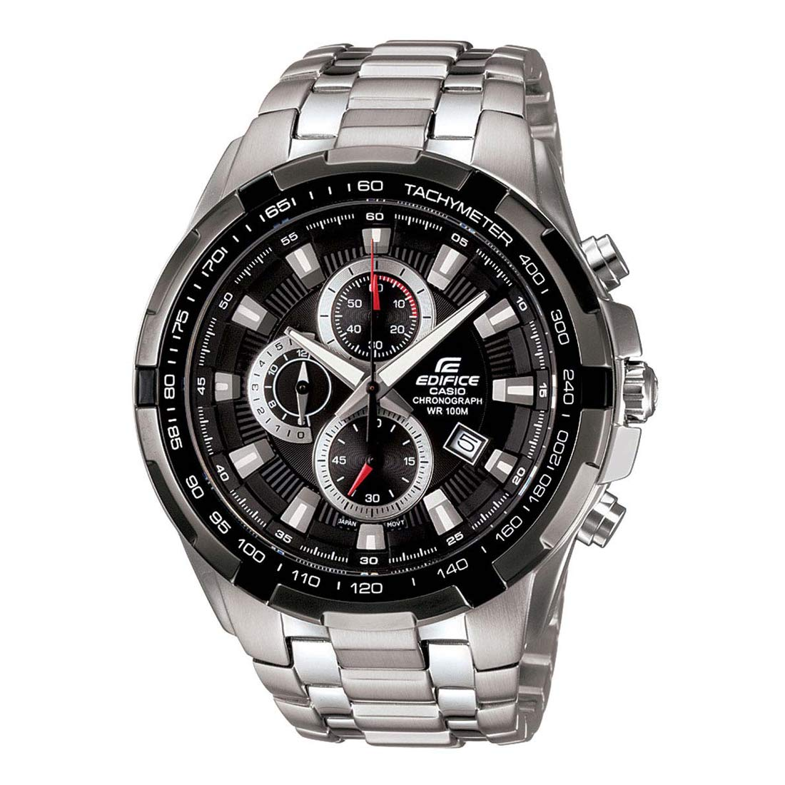 3dd5bfbdf8a Buy Casio Edifice Chronograph Multi-Color Dial Men s Watch - EF-539D-1AVDF  (ED369) Online at Low Prices in India - Amazon.in