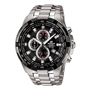 54927bc0bc Buy Casio Edifice Chronograph Multi-Color Dial Men's Watch - EF-539D-1AVDF  (ED369) Online at Low Prices in India - Amazon.in