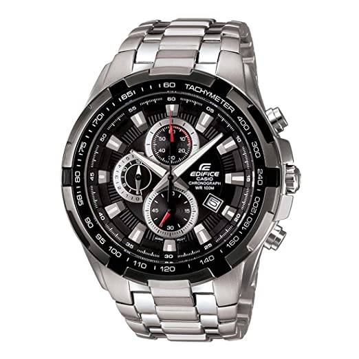 9a004972d54 Buy Casio Edifice Chronograph Multi-Color Dial Men s Watch - EF-539D-1AVDF  (ED369) Online at Low Prices in India - Amazon.in