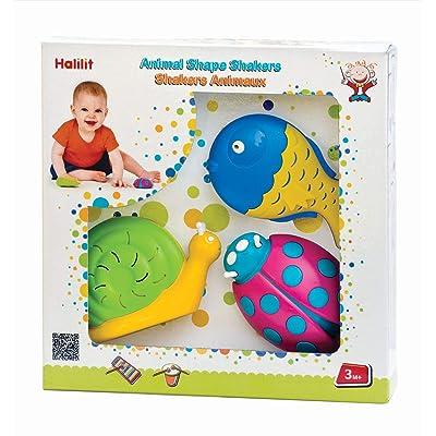 Edushape Animal Shape Shakers, 3 Piece : Baby