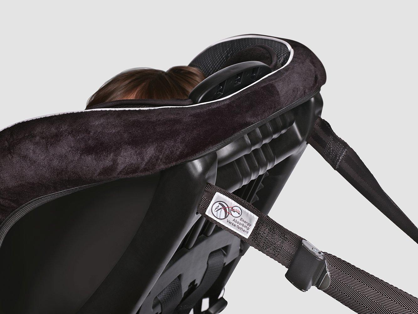 Amazon.com : Britax Pavilion G4 Convertible Car Seat, Gridline ...