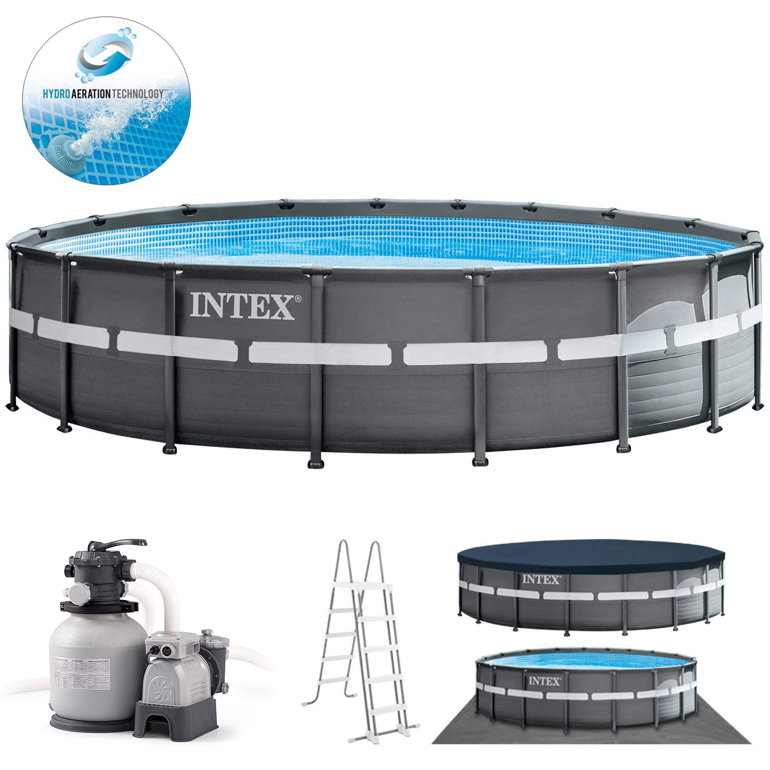Intex 26330 Accesorio para - Piscina: Amazon.es: Juguetes y ...
