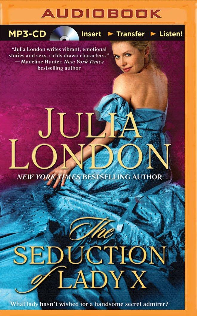 The Seduction of Lady X (The Secrets of Hadley Green Series) pdf