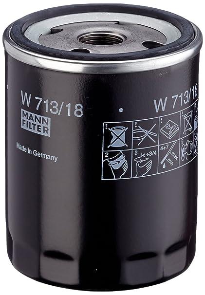 Mann Filter W 713/18 Filtro de Aceite