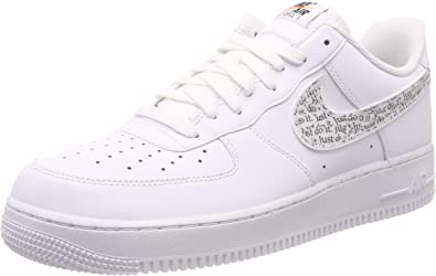 nike air force 1 jdi blanc