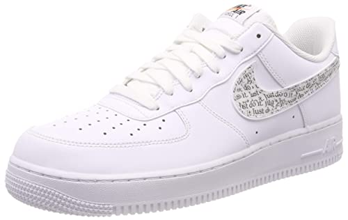 best loved e3777 66fa2 Amazon.com | Nike Mens Air Force 1 07 Suede Low Top Athletic Shoes |  Basketball