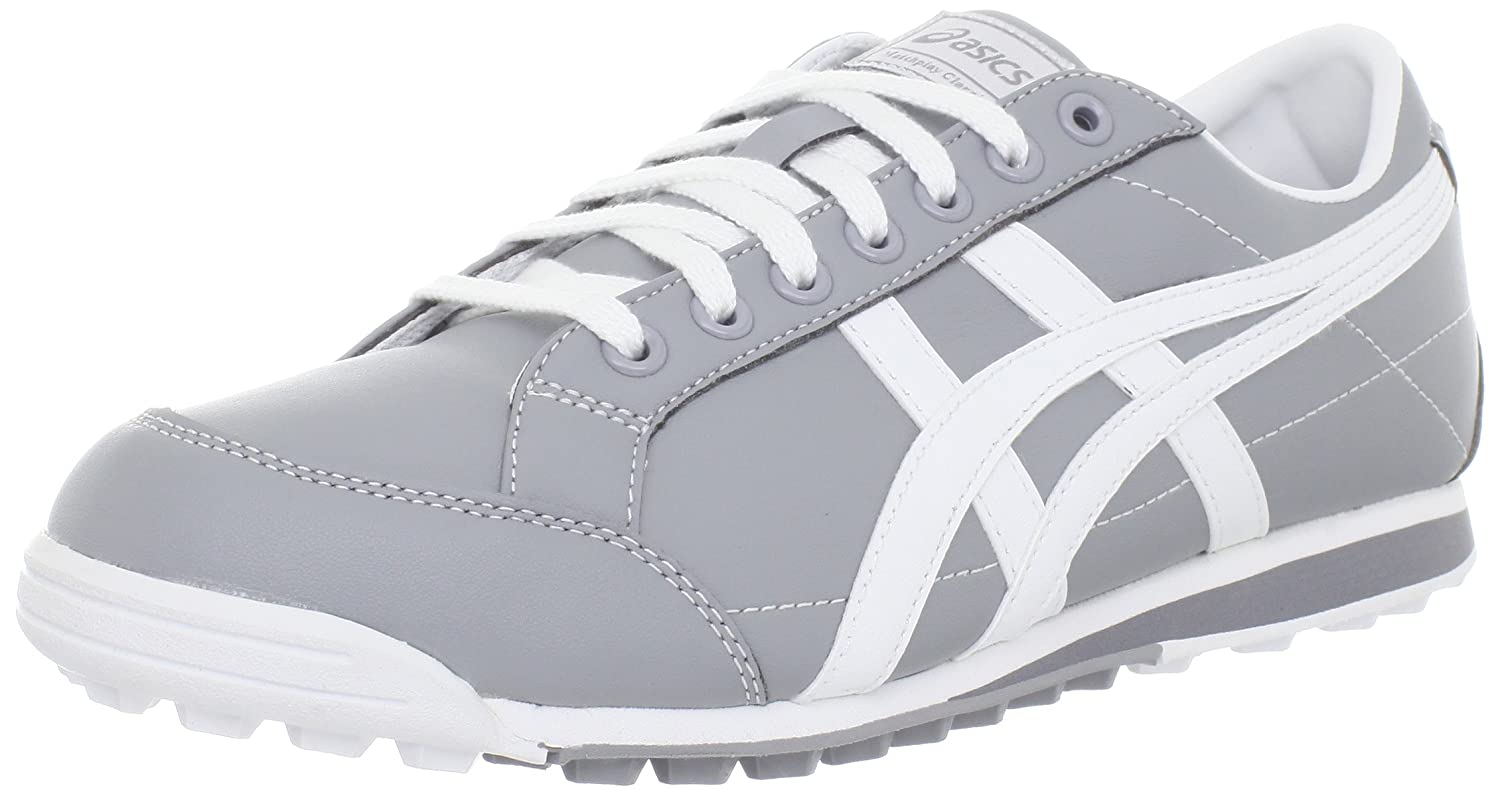 ASICS Men's Matchplay Classic Golf Shoe Moon/White