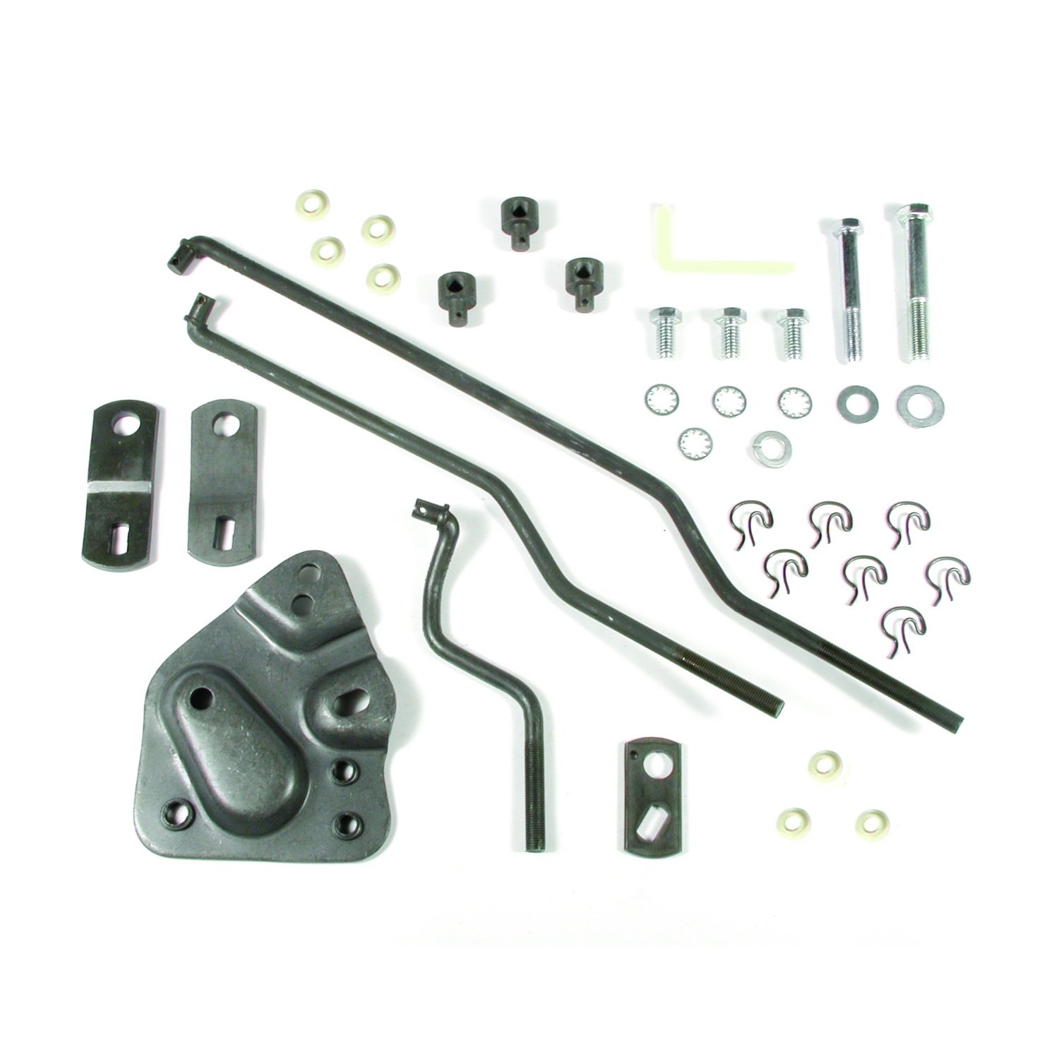 Hurst 3733162 Competition/Plus Manual Shifter Installation Kit