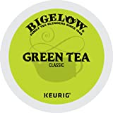 Bigelow Green Tea Keurig K-Cups, Box of 12 Cups (Pack of 6), Single Serve Portion Premium Tea in Pods, Compatible with Keurig and other K Cup Coffee and Tea Brewers