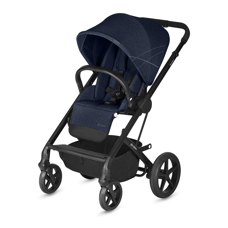 Cybex Balios S Stroller, Standard, Denim Blue