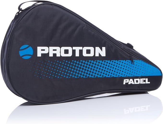 PROTON Funda Pala Pádel (Talla: T.U.): Amazon.es: Deportes y aire ...