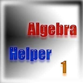 Amazoncom Algebra Helper  For Kindle Tablet  Phone Appstore  What Other Items Do Customers Buy After Viewing This Item