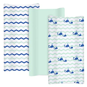 Waterproof Dresser top pad cover Dinosaur Diaper changing pad cover Free shipping in 24 hours