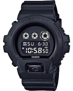 Casio Reloj Digital para Hombre de Cuarzo con Correa en Plástico DW-6900BB-1ER