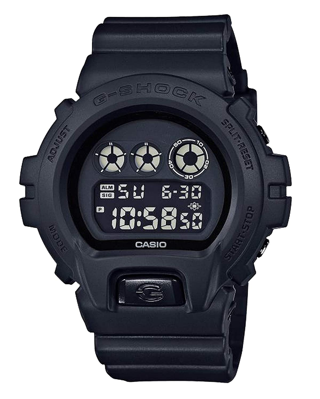 Casio Reloj Digital para Hombre de Cuarzo con Correa en Plástico DW-6900BB-1ER: Amazon.es: Relojes