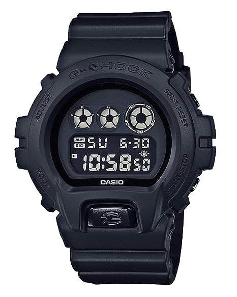 De Plástico Cuarzo Reloj Dw 6900bb Para Casio Correa Con En Digital Hombre 1er tdQhrsC
