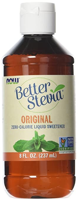 Product thumbnail for NOW Foods Better Stevia Liquid Sweetener