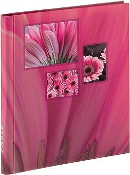 Rosa Hama 28 X 31 cm Singo autoadhesivo álbum para 20 fotos